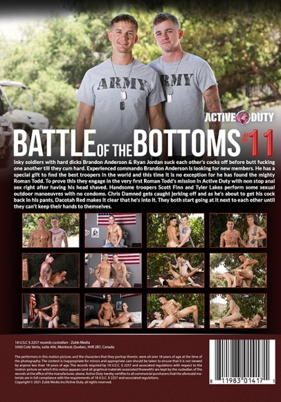 Battle of the Bottoms 11 DVD-back-cover-Active-Duty