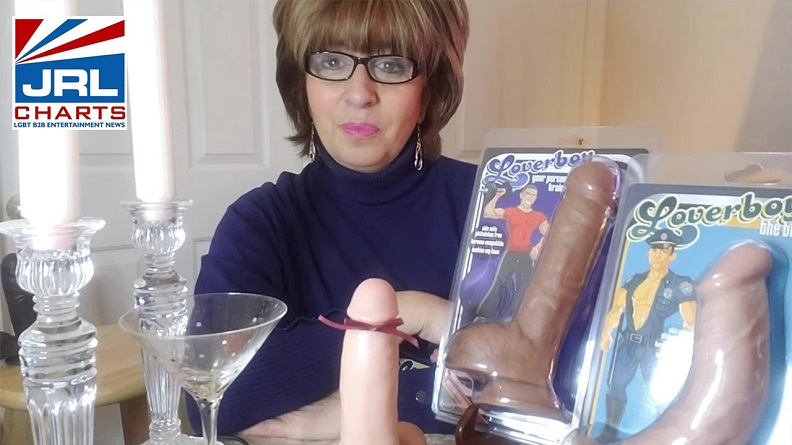 Blush Dildo of the Day! Loverboy Dildos with Nancy-2021-03-17-JRL-CHARTS