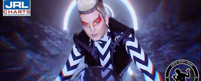 Brandon Hilton - Love Again MV Debuts on LGBTQ Music Chart-2021-03-22-JRL-CHARTS