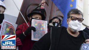 Court acquits activists who added LGBT rainbow to Roman Catholic Icon