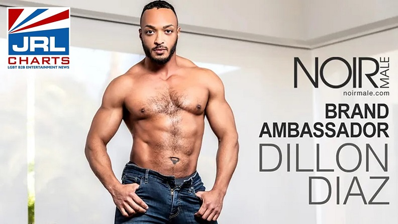 Dillon Diaz and Noir Male Score Headlines Ahead of Directorial Debut-2021-03-19-JRL-CHARTS