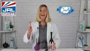 Dr. Sunny Rogers Spotlight Cloud 9 Novelties Health & Wellness G Spot Enema