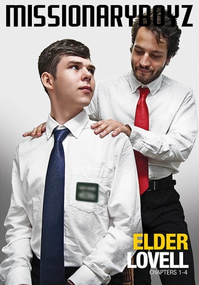 Elder Lovell Chapter 1-4 DVD front cover-Missionary Boys-SayUncle
