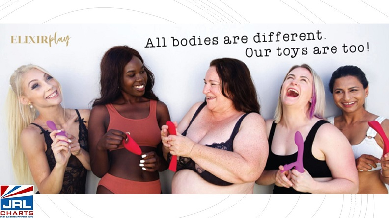 Elixir Play Launch Body-Positive 'Challenge for Change' Promo for IWD