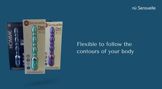 Flexii Beads Packaging-NuSensuelle-Pleasure-Products
