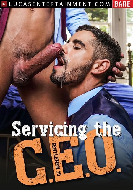 Gentlemen 29 Servicing The CEO DVD-Front-Cover-Lucas-Entertainment