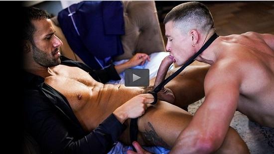 Gentlemen 30 Sweating Some Overtime-scene-one-movie-trailer-Lucas-Entertainment