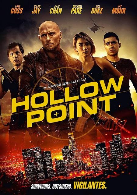 Hollow Point DVD - Vertical Entertainment