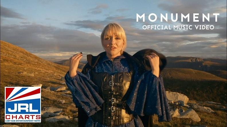 KEiiNO - MONUMENT Music Video Surpasses 600K Views-2021-03-14-JRL-CHART-Gay-Music-News
