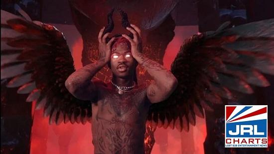 Lil Nas X - MONTERO (Call Me By Your Name) MV Seducing Satan hits 41M Views-JRL-CHARTS-04