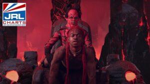 Lil Nas X - MONTERO (Call Me By Your Name) MV Seducing Satan hits 41M Views-JRL-CHARTS