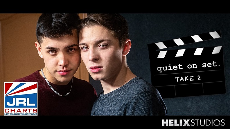 Quiet On Set-Take Two-Jacob Hansen-Tyler Cortez is Delicious-Helix-2021-03-21-JRLCHARTS