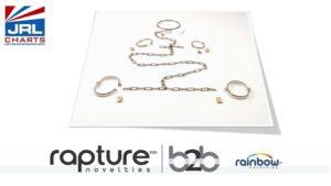 Rapture Novelties-5 Piece Stainless Steel Restraint Set-Pulse-Distribution-2021-03-23-JRL-CHARTS