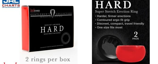 Rock On And Rock Hard Male Erection Rings Are A Must Stock-2021-03-17-JRL-CHARTS