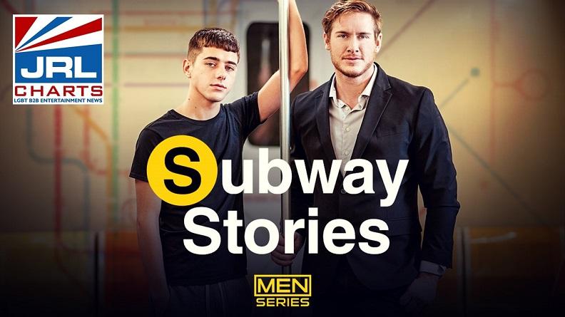 Subway Stories Part 1 (2021) Joey Mills and JAX Is a Hit-mendotcom