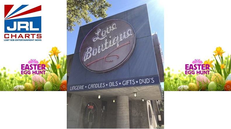 The Love Boutique of Louisville Announce 'Adult Easter Egg Hunt'