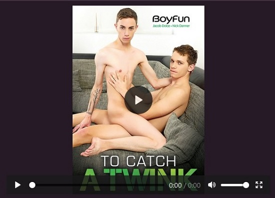 To Catch A Twink DVD-movie-trailer-BoyFun-Pulse