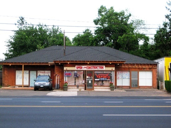 Variety Adult Boutique-Store Front