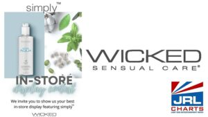 Wicked Sensual Care Launches Simply In-Store Display Contest