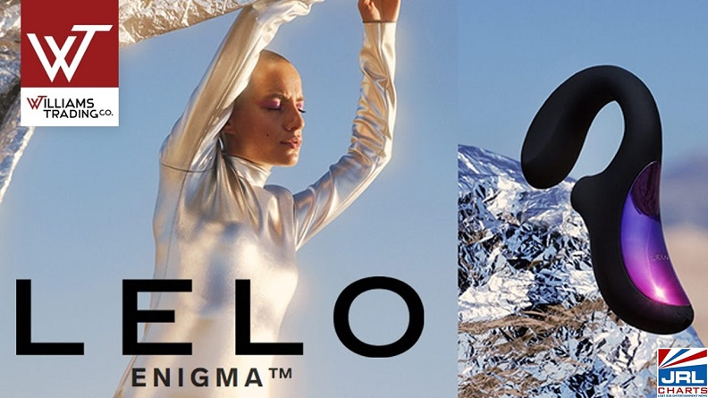 Williams Trading Co Expands LELO Lineup With Enigma™-2021-03-29-JRL-CHARTS