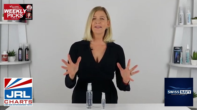 Williams Trading Weekly Picks Spotlight SWISS NAVY Water Based Lubricant-Sunny Rogers-2021-03-30-JRLCHARTS