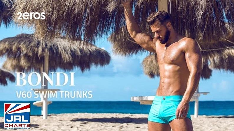 2EROS Bondi Series Swim Trunks Commercial-New-Beachwear-Spring Summer 2021