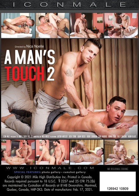 A Man's Touch DVD-Back-Cover-IconMale