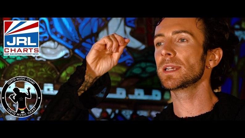 Ben Boden-GHOST-debut-LGBTQ Music Chart UK-2021-04-04-JRL-CHARTS-Gay-Music-News