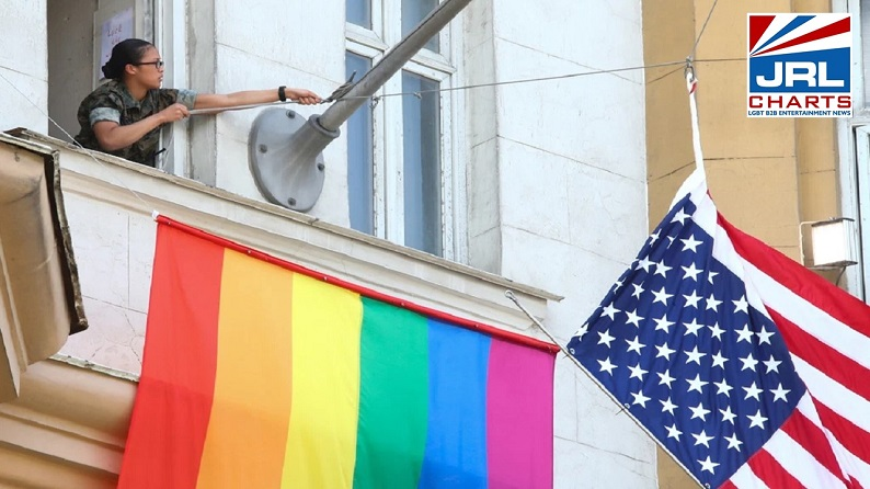 Biden says US Embassies Can Fly Rainbow Flag for PRIDE, Reversing Trump-Era Ban