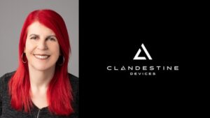 Clandestine Devices names Lulu Shwartzer Internal Operations Manager