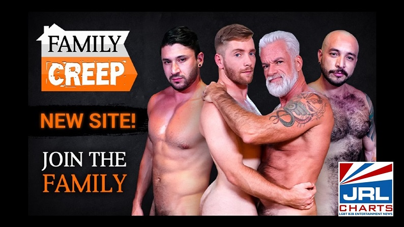 FamilyCreep Joins Pride Studios Network & BuddyProfits
