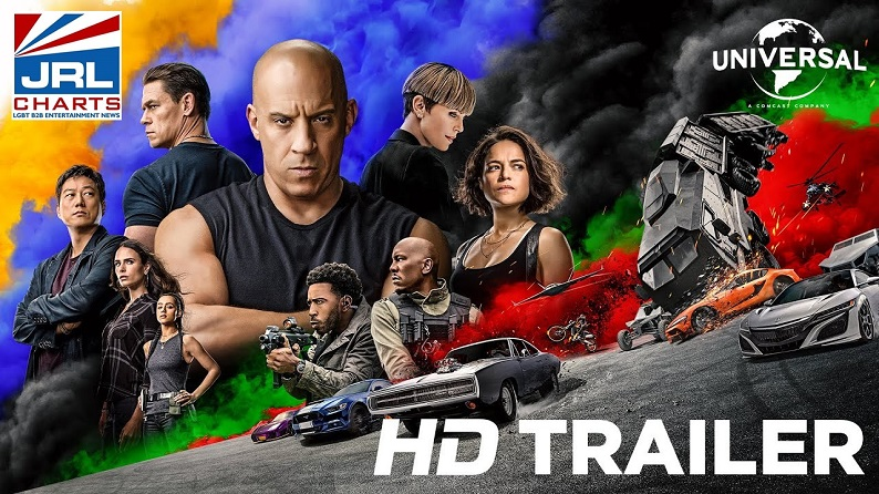 Fast & Furious 9 (2021) Official Extended Trailer-2021-04-14-JRL-CHARTS