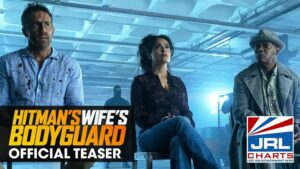 Hitman's Wife's Bodyguard Trailer (2021) Ryan Reynolds, Samuel L. Jackson