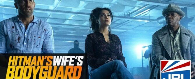 Hitman's Wife's Bodyguard Trailer (2021) Ryan Reynolds, Samuel L. Jackson