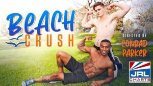 Jay Tee-Jake Waters-gay-Interracial-Beach Crush-Next-Door-Studios-2021-04-10-JRL-CHARTS