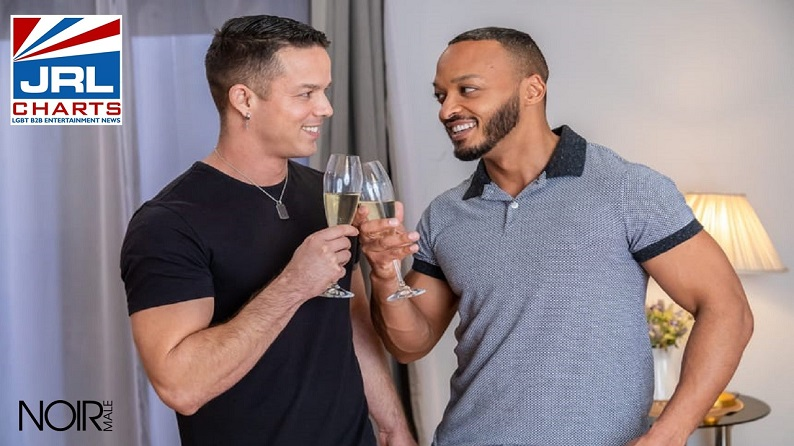 Noir Male-Dillon Diaz-and-Nic Sahara-The Gift Part 2-2021-04-23-JRL-CHARTS-gay-porn-news