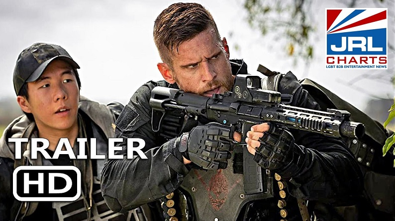 OCCUPATION RAINFALL Official Trailer (2021) First Look-JRLCHARTS-Movie-Trailers