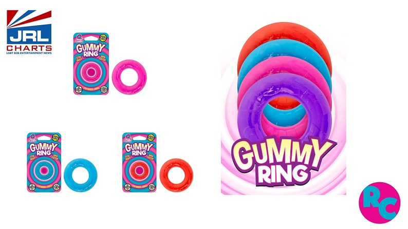Rock Candy Toys 'GUMMY RINGS' Scores PRIDE Pick-2021-04-26-JRL-CHARTS-Sex-Toy-Reviews