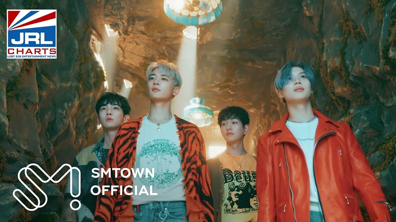 SHINee drops their Atlantis MV with Impressive Numbers-04-12-2021-JRL-CHARTS