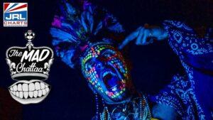 The Mad Chattaa - Vibrant! MV-debut on LGBTQ Music Chart Week 16-2021-04-20-JRL-CHARTS-Gay-Music
