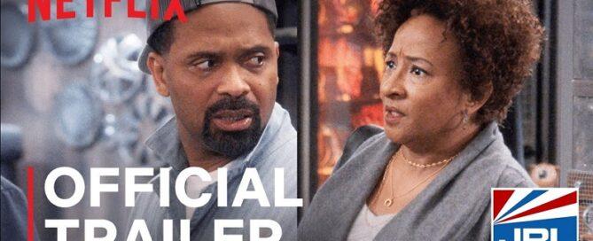 The Upshaws Comedy Sitcom - Mike Epps-Wanda Sykes-2021-04-24-JRL-CHARTS-TV-Show-Trailers