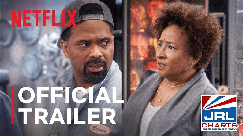 The Upshaws Comedy Sitcom - Mike Epps-Wanda Sykes-2021-04-24-JRL-CHARTS-TV-Show-Trailers
