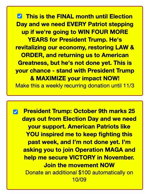 Trump Donation Scam-2020 Campaign-002