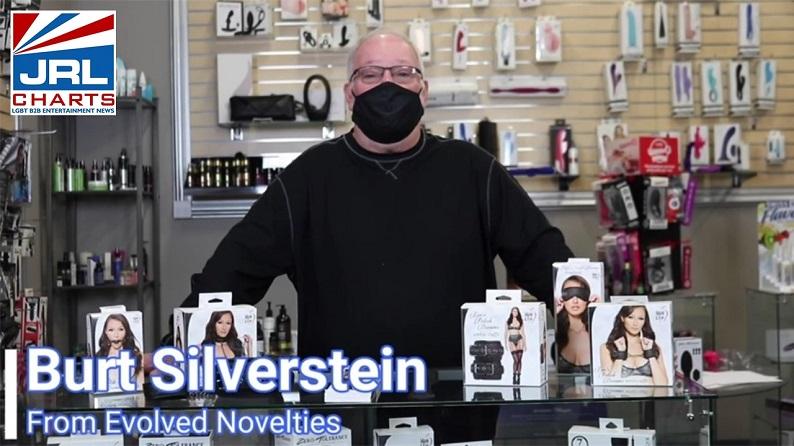 Adam & Eve New 'Fetish Dreams Bondage Line' with your host Burt Silverstein