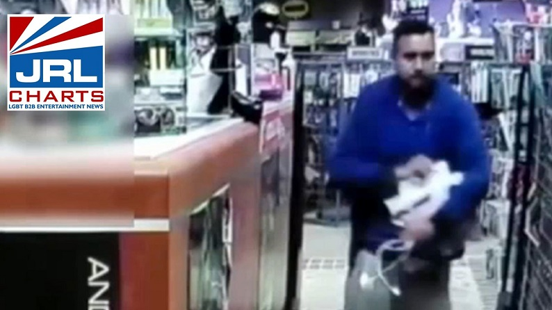 Adult Store Shoplifter Shoves Clerk While Taking Luxury Sex Toy-2021-05-04-JRL-CHARTS