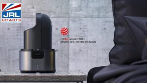 Arcwave Ion Wins 2021 Red Dot Design Award-2021-05-27-JRLCHARTS