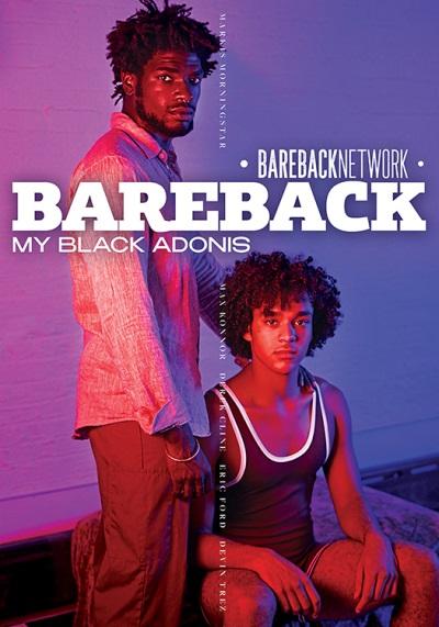 Bareback My Black Adonis DVD - Bareback Network