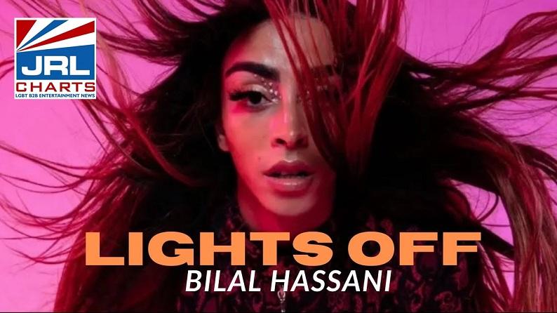 Bilal Hassani - Lights Off MV Premiers with 116K Views-2021-05-21-JRL-CHARTS