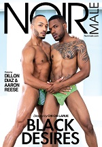 Black Desires DVD-Noir Male