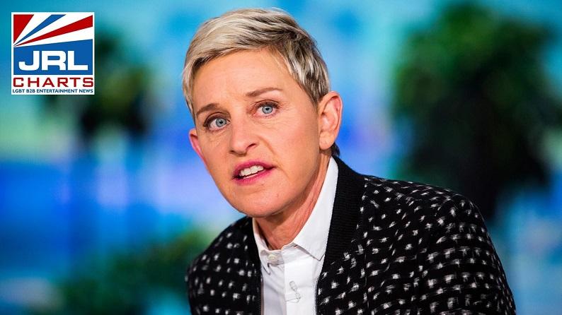Ellen DeGeneres Calls It Quits After 19 Seasons-2021-05-12-JRL-CHARTS-LGBT-News